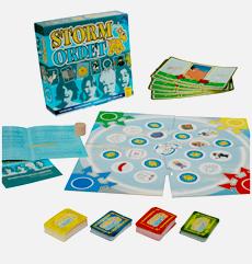 Spillet: Storm på ordet/brædtspil